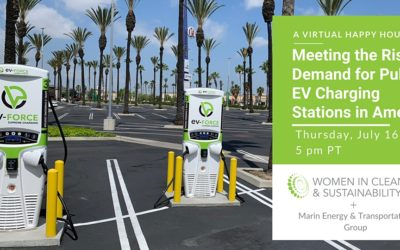 Meeting the Rising Demand for Public EV Charging Stations in America