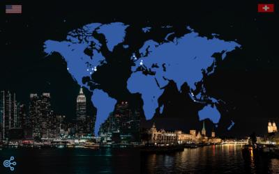 EV charging is global, so is Saascharge!